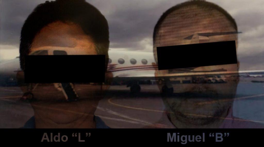México condenó a los pilotos bolivianos del narcojet
