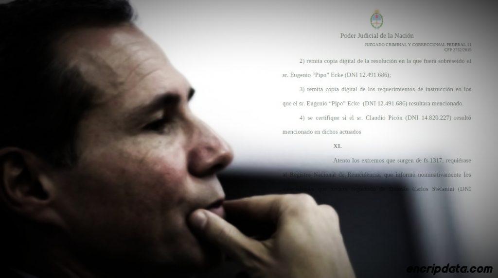 Avanzan con las pistas de lavado de Nisman