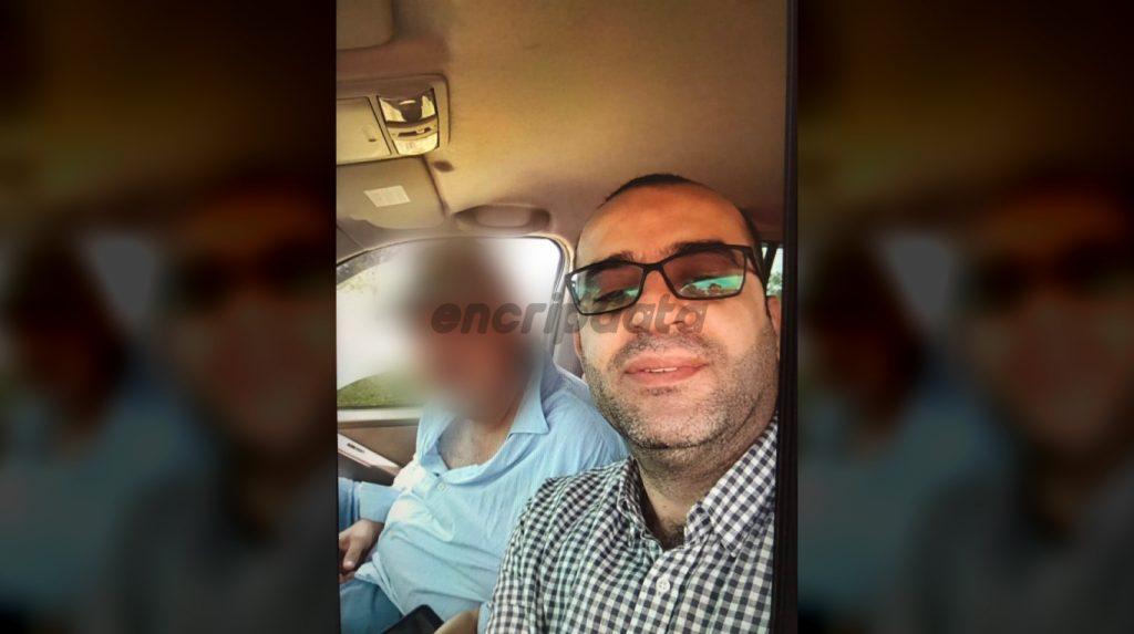 Nasser Bahmad, del Hezbollah, en la triple frontera