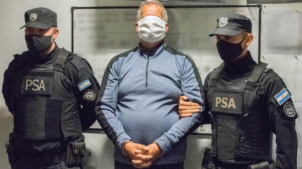 """""""Carbón Blanco"""": excarcelaron a Carrena"""