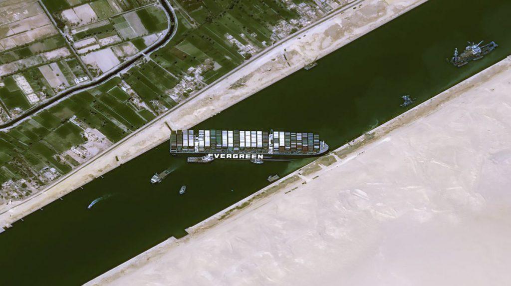 De la Operación Atlántico Norte al efecto Canal de Suez