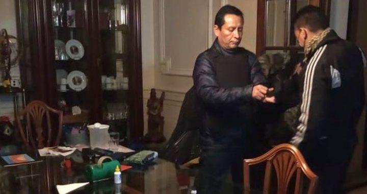 Atachahua Espinoza usó a su niñera para lavar plata narco
