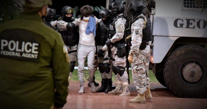 Gerardo González Valencia y el paso del CJNG por Argentina