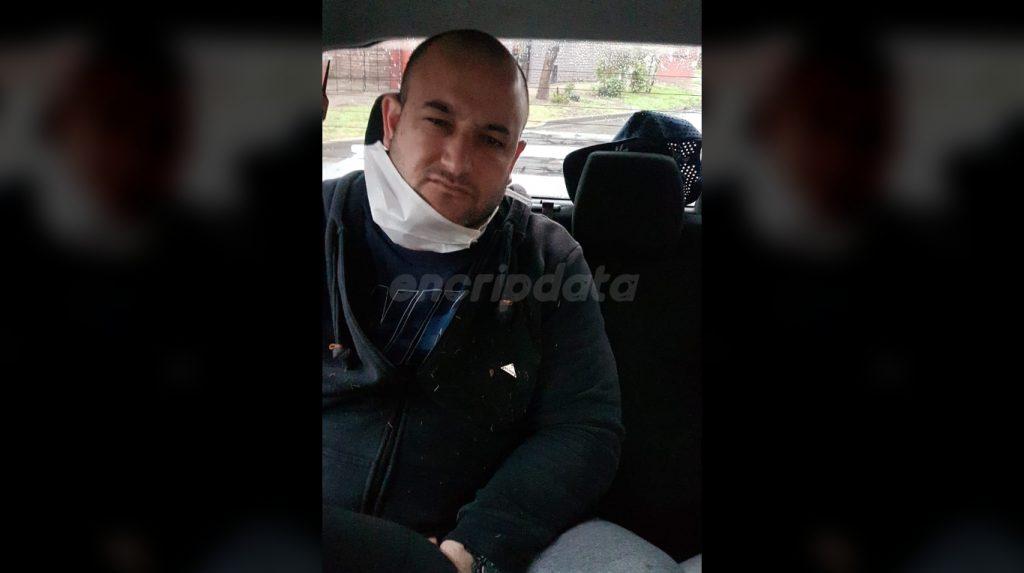 Marcelo Padovani, pieza clave en el crimen de Guastini