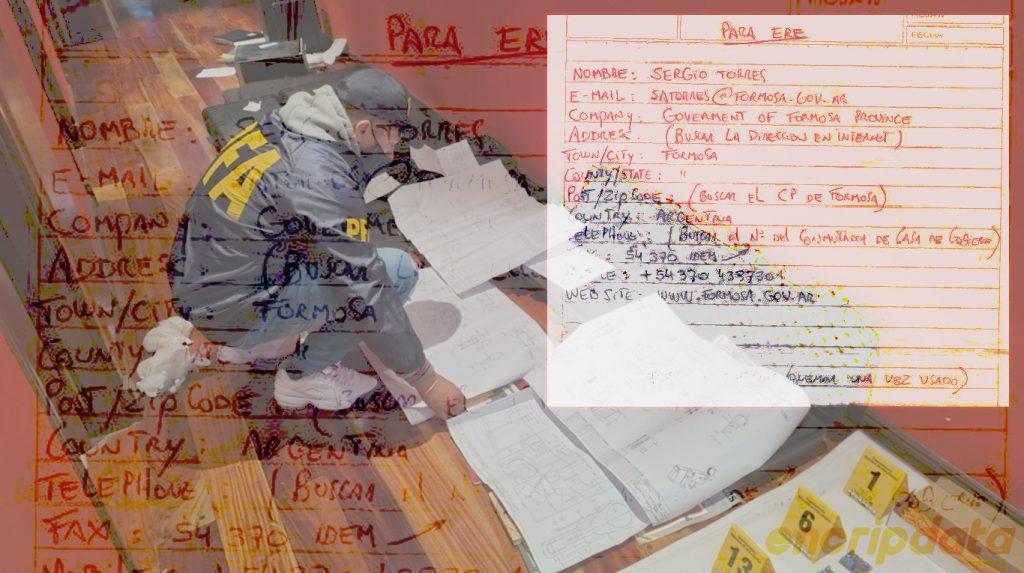 Las cartas de Mario Segovia desde la cárcel a su hijo para armar bombas
