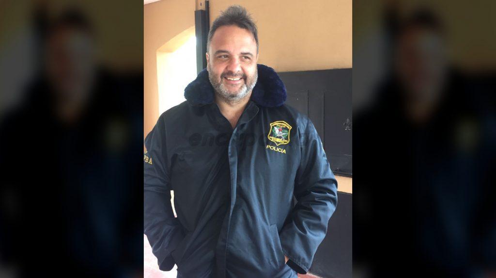 Guastini se quedó con un predio embargado por una causa narco