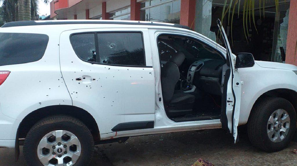 Así fue el cuádruple crimen de las 100 balas en Pedro Juan Caballero